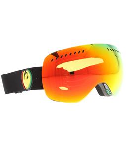 Dragon APXS Goggles Rasta/Red Ionized + Yellow Blue Ionized Lens