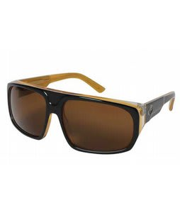 Dragon Blvd Sunglasses Jet Amber/Bronze Lens