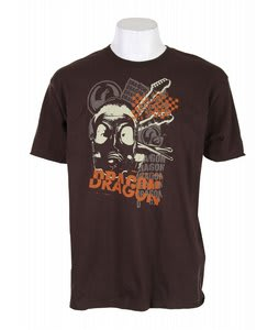 Dragon Captain Future T-Shirt Dragon Chocolate