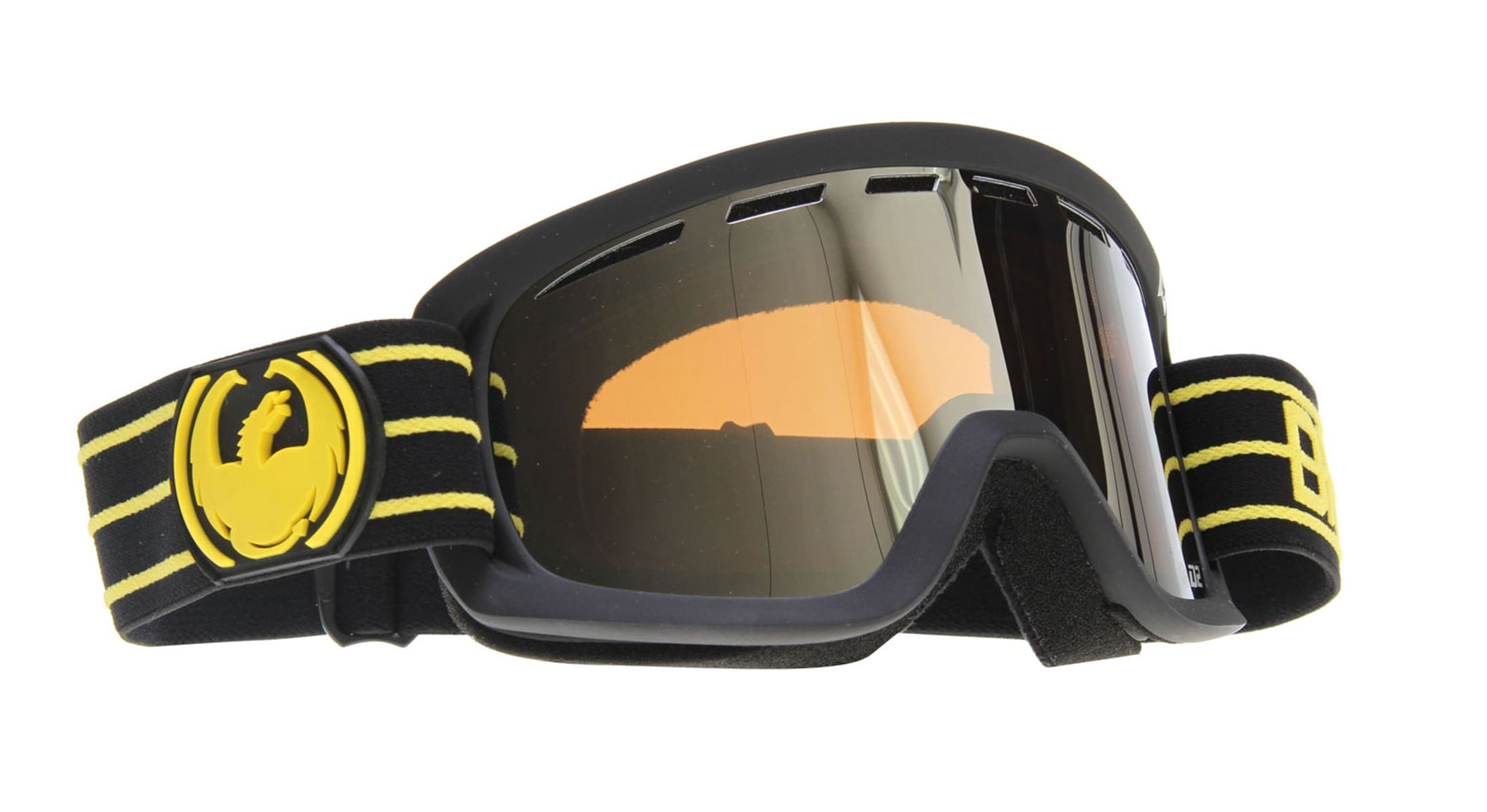 Dragon D2 Goggles Pirates Throwback/Ionized Lens - Men's
