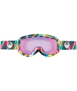 Dragon D2 Goggles Light Show/ Pink Ionized And Yellow/ Blue Ionized Lens