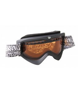 Dragon DX Goggles Nil/Amber/Dribbler 