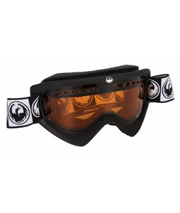 Dragon DX Goggles Coal/Amber/Checkers