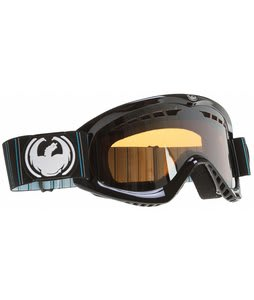 Dragon DX Goggles Jet Pinstripe/Ionized Lens