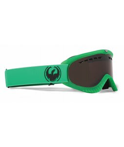 Dragon DX Goggles Matte Emerald Green/Eclipse Lens