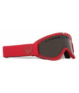 Dragon DX Goggles Matte Ruby Red/Eclipse Lens