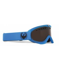 Dragon DX Goggles Matte Sapphire Blue/Eclipse Lens