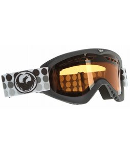 Dragon DX Goggles Nil/Amber/Polka Lens