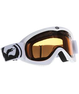 Dragon DX Goggles Powder/Amber Lens