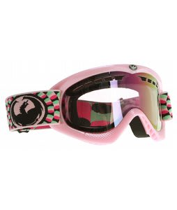 Dragon DXS Goggles Pink Day Tripper/Pinklon Lens