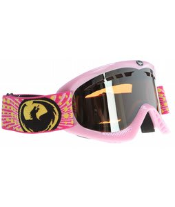 Dragon DXS Goggles Pink Sherbert/Ionized Lens