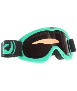Dragon DXS  Goggles Pop Teal/Jet + Amber Lens
