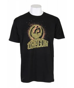 Dragon Floyd T-Shirt Black