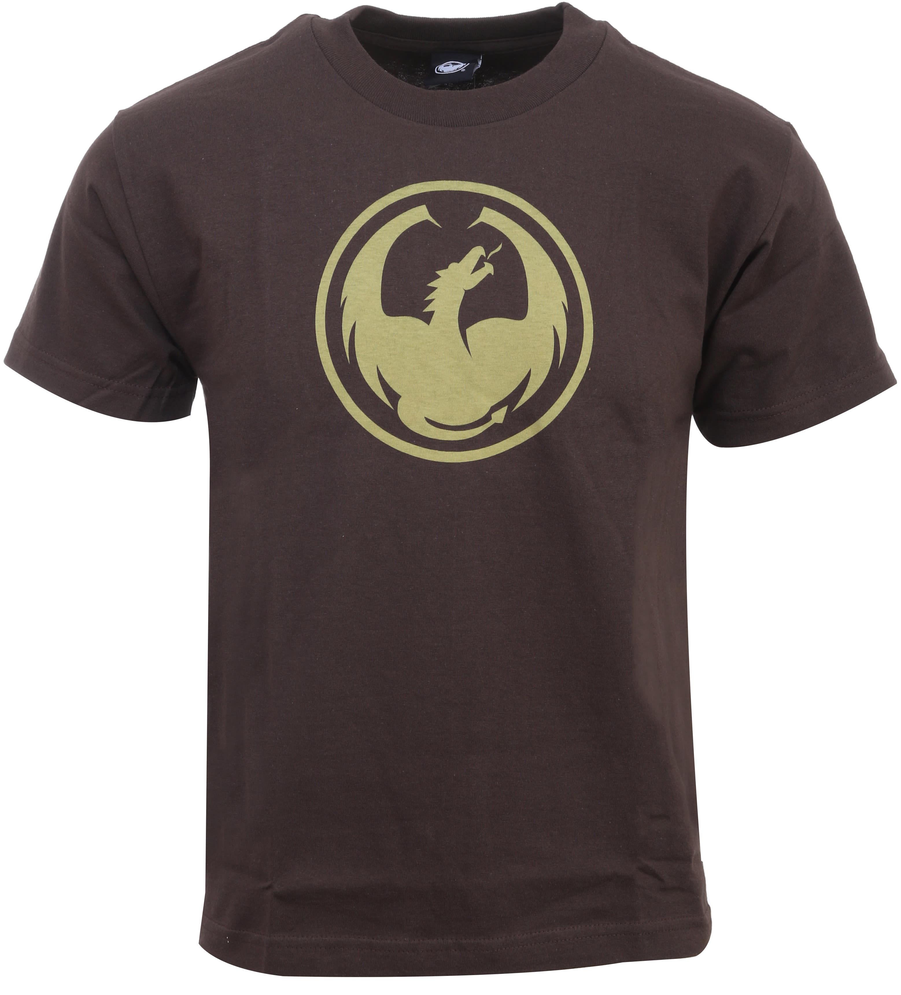 Dragon Icon T-Shirt dr3ict01dc10zz-dragon-t-shirts