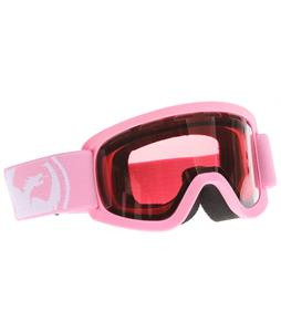 Dragon Lil D Youth Goggles Pink/Rose Lens
