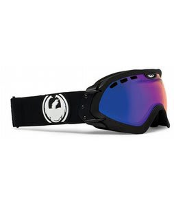 Dragon Mace Goggles Coal/Blue Ionized Lens