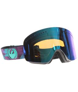 Dragon NFX Goggles Watercolor/Blue Steel + Yellow Blue Ionized Lens