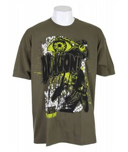 Dragon Penny Dreadful T-Shirt Military/Green