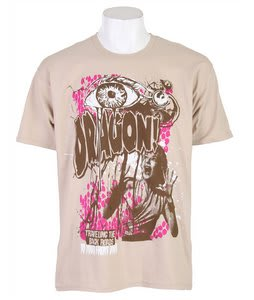 Dragon Penny Dreadful T-Shirt Sand
