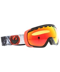 Dragon Rogue Goggles Monster Dap/Red Ionized Lens