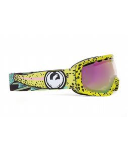 Dragon Rogue Goggles Onboard/Pink Ionized Lens