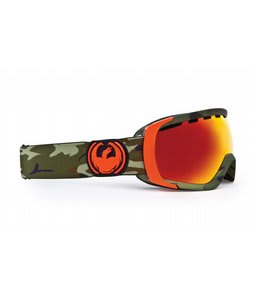 Dragon Rogue Goggles TJ Schiller/Red Ionized Lens