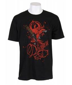 Dragon Sacrifice T-Shirt Black