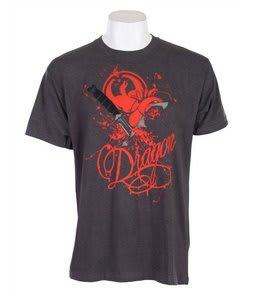 Dragon Sacrifice T-Shirt Charcoal Heather