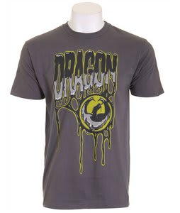 Dragon Secret Sauce T-Shirt Charcoal