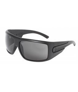 Dragon Shield Sunglasses Jet/Grey Lens