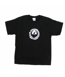Dragon Stain T-Shirt Black Youth
