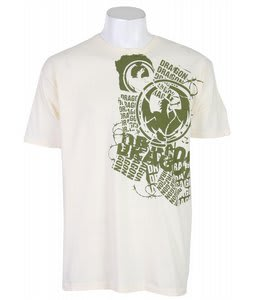 Dragon Unknown T-Shirt Cream