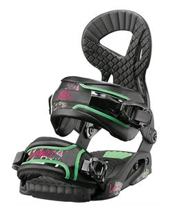 Drake Jade Snowboard Bindings Black
