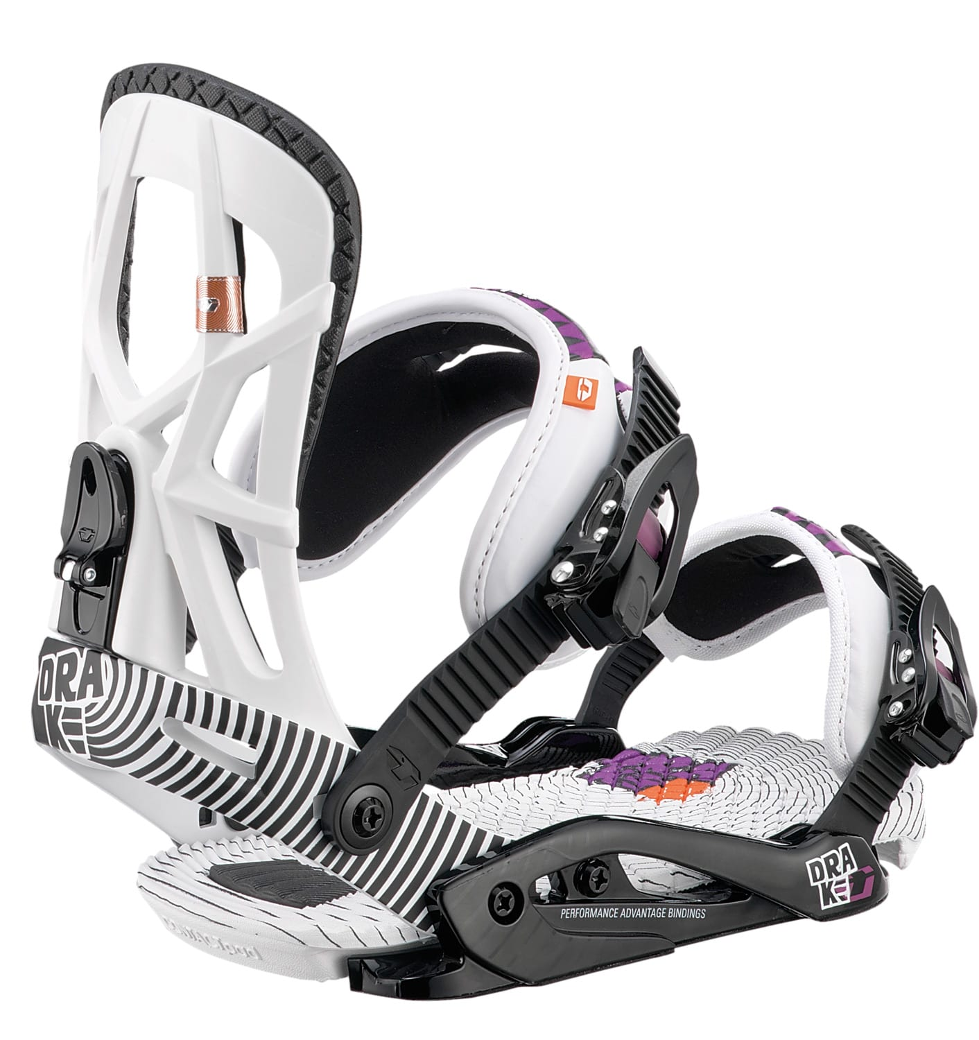 f517a005598 Drake Reload Snowboard Bindings on PopScreen