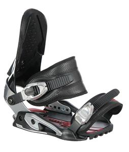 Drake Supersport Snowboard Bindings Black/Chrome