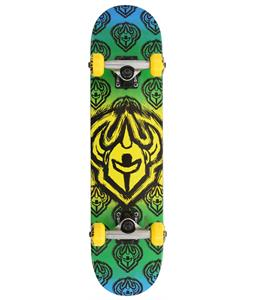 Darkstar Brush Micro FP Skateboard Complete Green 6.75in