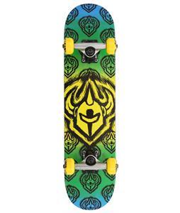 Darkstar Brush Micro FP Skateboard Complete Green 6.75in