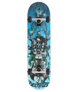 Darkstar Grime FP Skateboard Complete Teal 8in