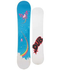 Dub Paprikka Snowboard 138 Girl's