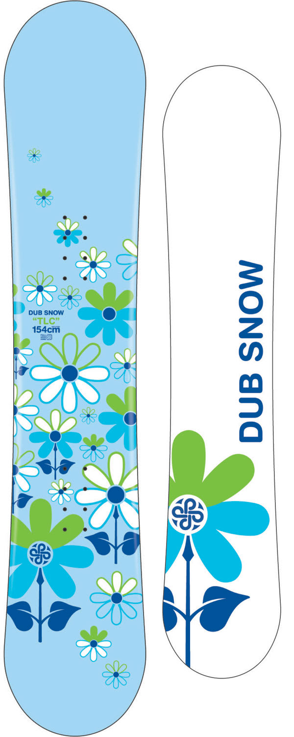 Shop for Dub TLC Snowboard 154 - Women's
