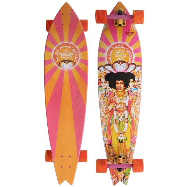 Duster Hendrix Axis Bold Longboard Complete