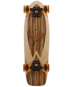 Dusters Cazh Longboard Apple Wood