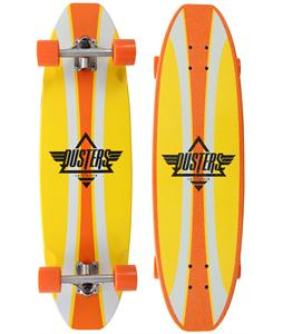 Dusters Even Bamboo Longboard Complete Orange