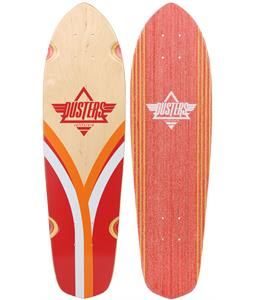 Dusters Flashback Cruiser Deck Natural/Red 28 x 7.9in