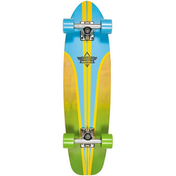 Dusters Glassy Pinstripe Cruiser Skateboard