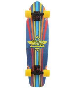 Dusters Keen Longboard Blue/Yellow