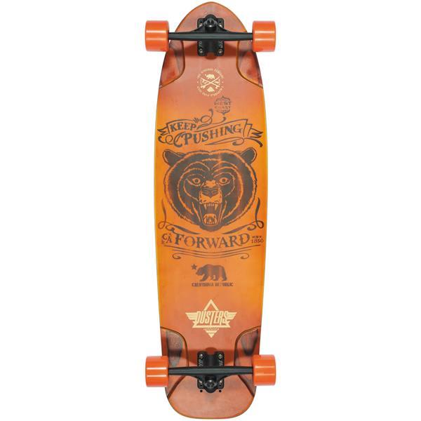 Dusters Kodiak Longboard Complete