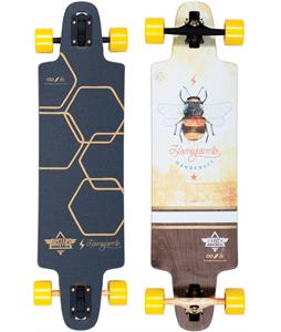 Dusters Lite Honeycomb Longboard Complete