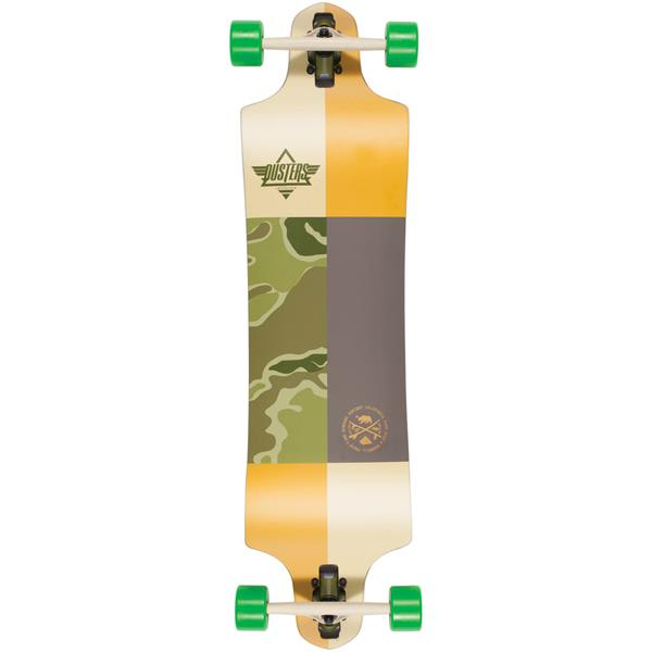 Dusters Scout Longboard Complete
