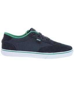 DVS Daewon 12'Er Skate Shoes Blue Suede